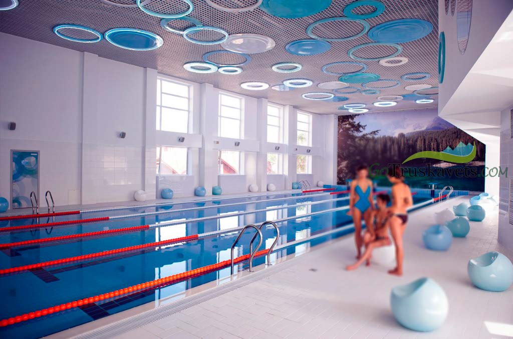 Бассейны и SPA центр - Mirotel Resort SPA-6