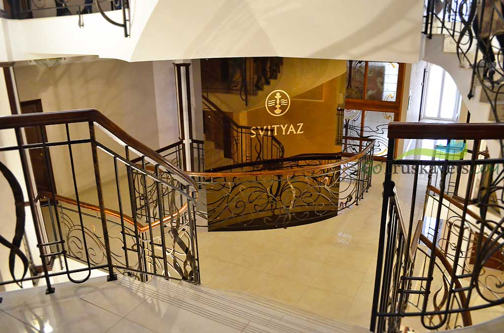 Инфраструктура Svityaz Resort SPA-8