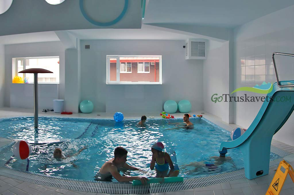 Бассейны и SPA центр - Mirotel Resort SPA-4