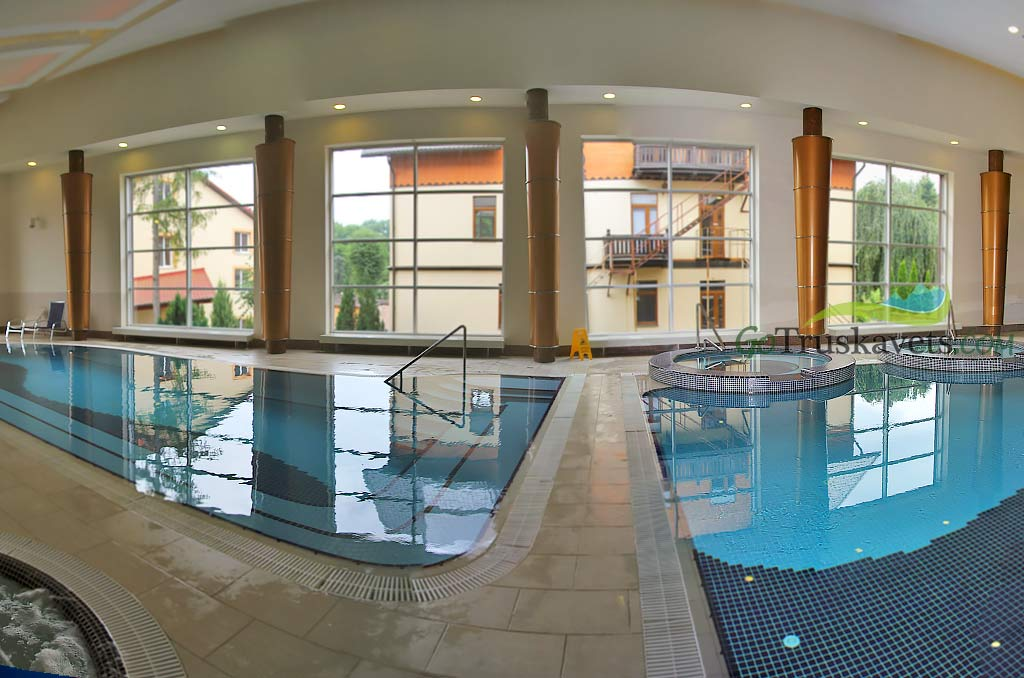 Бассейны и SPA центр - Mirotel Resort SPA-9
