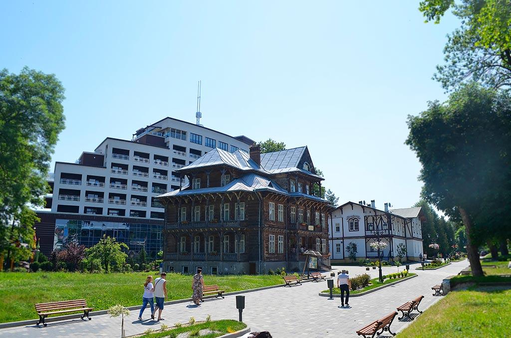 Отдых и лечение в Трускавце